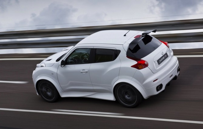 Фото: Nissan Juke - модель 2013 года