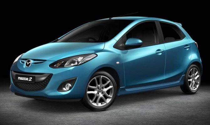 Фото: Mazda 2 2013