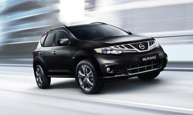 Фото: Nissan Murano модель 2014 года