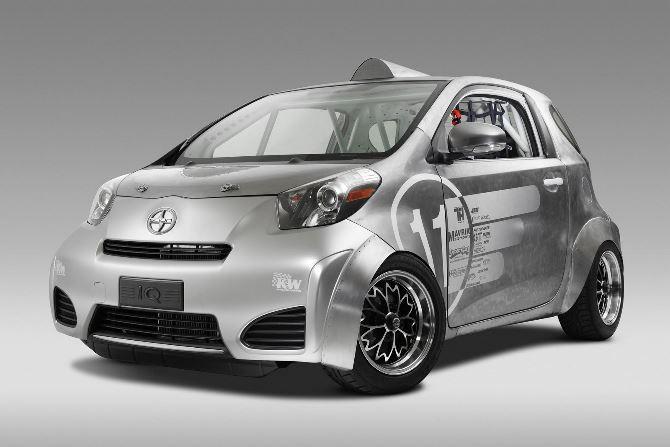 Фото: Toyota iQ - будущее рядом