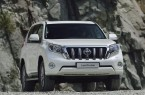 Фото: Toyota Land Cruiser Prado 2013
