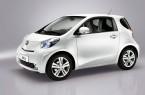 Фото: Toyota iQ - микрокар