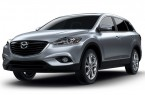 Фото: Mazda CX-9 цвет Aluminium