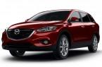Фото: Mazda CX-9 цвет Zeal Red
