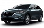 Фото: Mazda CX-9 цвет Dolphin Grey