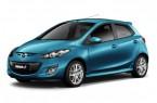 Фото: Mazda 2 цвет Aquatic Blue