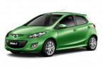 Фото: Mazda 2 цвет Spirited Green