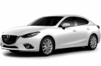 Фото: Mazda 3 цвет Snowflake White