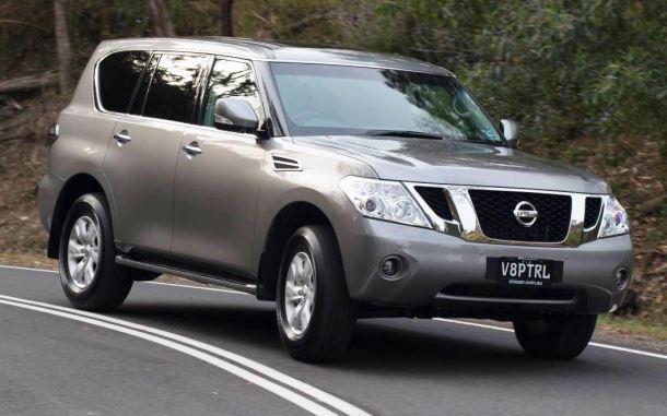 Фото: Nissan Patrol 2013