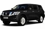 Фото: Nissan Patrol цвет черный