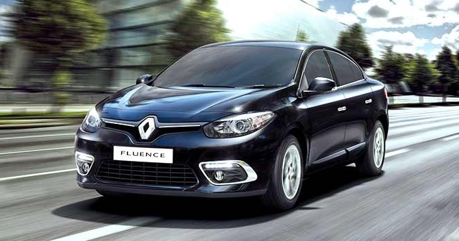 Фото: Renault Fluence 2014