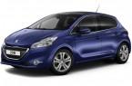 Фото: Peugeot 208 цвет Blue Virtuel