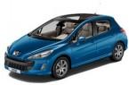 Фото: Peugeot 308 цвет Bleu Recife