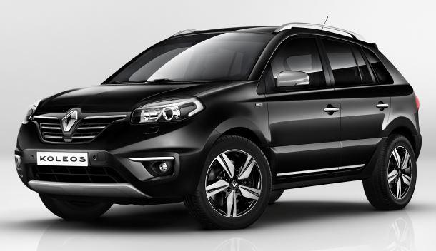 Фото: Renault Koleos 2013