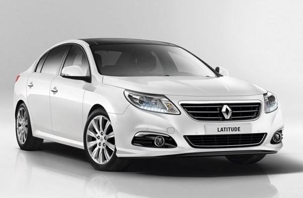 Фото: Renault Latitude 2013