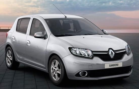 Фото: Renault Sandero 2