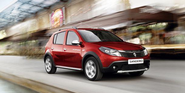 Фото: Renault Sandero Stepway 2013