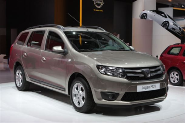 Фото: Renault Logan MCV универсал