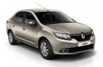 Фото: Renault Logan цвет базальт