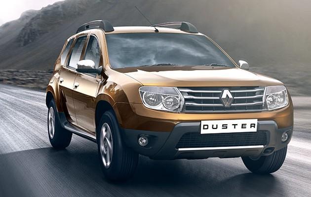 Фото: Renault Duster 2014