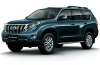 Фото: Toyota Land Cruiser Prado цвет Dark Steel Mica