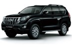Фото: Toyota Land Cruiser Prado цвет Black