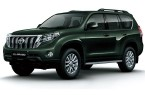 Фото: Toyota Land Cruiser Prado цвет Bronze Mica Metallic