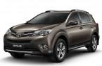 Фото: Toyota Rav 4 цвет светло-коричневый