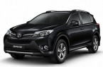 Фото: Toyota Rav 4 цвет черный