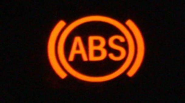 Фото: Условия при которых ABS  не включается