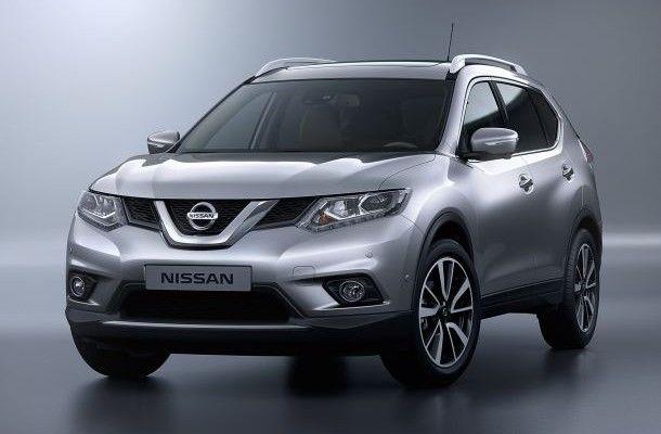 Фото: Nissan X-Trail 2014