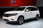 Фото: Nissan Pathfinder 2014