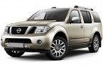 Фото: Nissan Pathfinder цвет серый