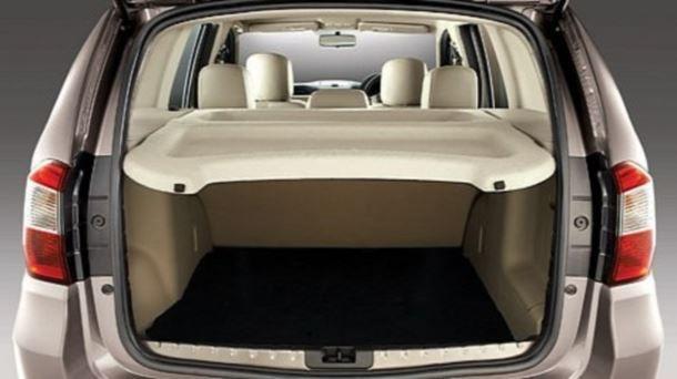 Фото: Багажник Nissan Terrano