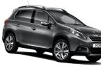 Фото: Peugeot 2008 цвет Platinum