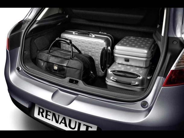 Фото: Багажник Renault Megane 3