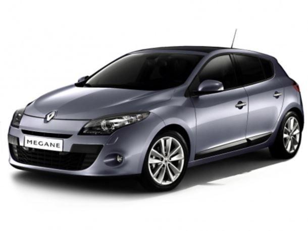 Фото: Внешний вид Renault Megane 3 в кузове хэтчбек