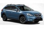 Фото: Subaru XV цвет Matine Blue Pearl
