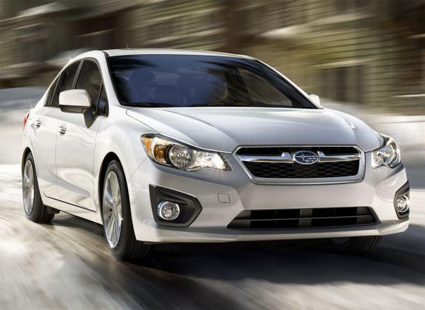 Фото: Отличительной чертой Subaru Impreza является хорошая управляемость