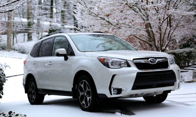 Фото: Subaru Forester 2014