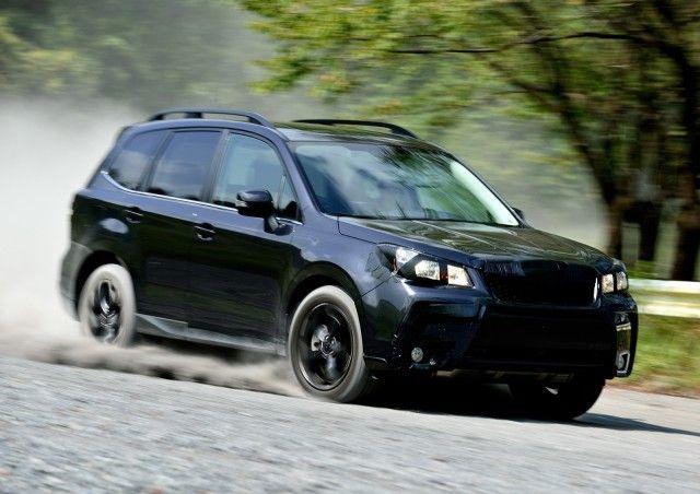 Фото: Subaru Forester не боится бездорожья