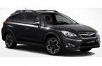 Фото: Subaru XV цвет Dark Grey Metallic