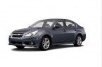 Фото: Subaru Legacy цвет Carbide Gray Metallic