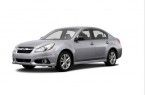 Фото: Subaru Legacy цвет Tungsten Metallic