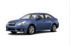 Фото: Subaru Legacy цвет Twilight Blue Metallic