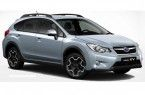 Фото: Subaru XV цвет Sage Green Metallic