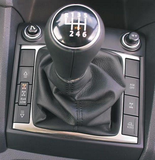 Фото: Верхняя правая кнопка отключает ASR
