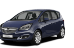 Фото: Opel Meriva 2014 цвет Royal Blue