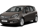 Фото: Opel Meriva 2014 цвет Asteroid Grey (Phantom Grey)