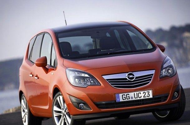 Фото: Opel Meriva 2014